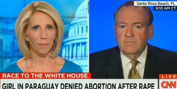 Huckabee: 10-Year-Old Rape Victim Should Have Been Forced To Give Birth