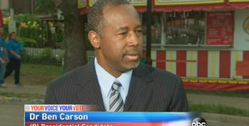 'Pro-Life' Ben Carson: Send In Ground Troops To Defeat ISIS