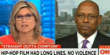 CNN Is Very Worried About Violence At 'Straight Outta Compton'