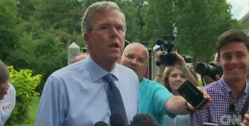 Jeb Bush: I Don't Regret Using The Term 'Anchor Baby'