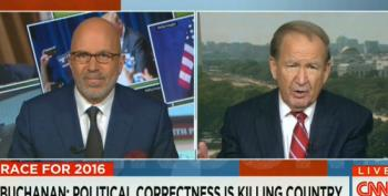 Pat Buchanan Defends Trump: 'Political Correctness Is Killing This Country'