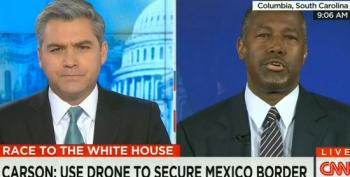 Ben Carson Wants To Deploy National Guard At The Borders To Defeat ISIS
