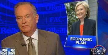 Bill O'Reilly: If Clinton Is Elected, 'I Would Not Invest In Stocks Any Longer'