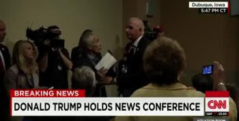 Donald Trump Has Jorge Ramos Thrown Out Of Press Conference