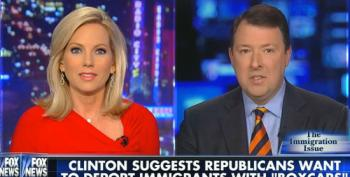 Fox Gets The Vapors Over Hillary Clinton's 'Boxcar'