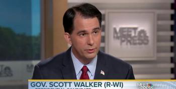 Scott Walker: Wall On Canadian Border Worth Reviewing