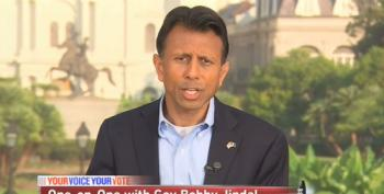Bobby Jindal: Clinton 'One Email Away' From Jail