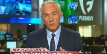 Jorge Ramos Calls Out Trump's Dangerous Rhetoric On Mass Deportation