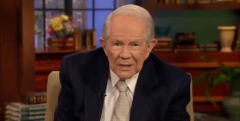 Pat Robertson: God Put Hollywood Gays On A Slippery Slope To Suicide