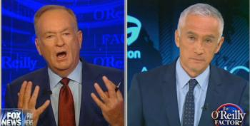Jorge Ramos Tells Bill O'Reilly Not To Lecture Him On Journalism