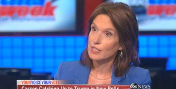 Katrina Vanden Heuvel Slams Media For Obsessive Trump Coverage While Marginalizing Sanders