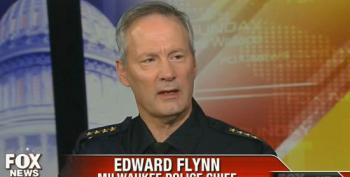 Milwaukee Police Chief Feeds Into Fox News' 'War On Cops' False Narrative