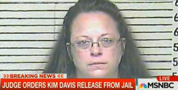Judge Orders Kim Davis Released From Jail