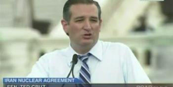 Ted Cruz Calls Obama 'The World's Leading Financier Of Radical Islamic Terrorism'