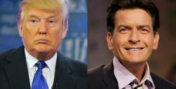 Donald Trump Channels Charlie Sheen