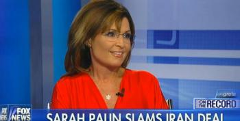 Van Susteren Presents Sarah Palin As An Iran-Deal Expert