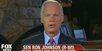 Ron Johnson: Syrian Refugees Are ISIS Plot Against America