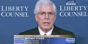 Mat Staver Compares Kim Davis To Abraham Lincoln