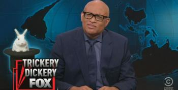 Larry Wilmore Lays Into Fox For Phony 'War On Cops' Narrative