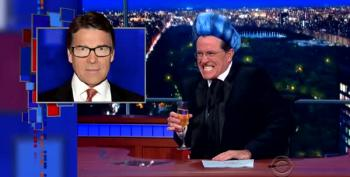 Stephen Colbert Presents 'The Hungry For Power Games'