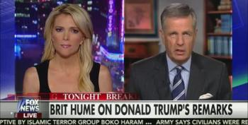Brit Hume Explains Donald Trump's Popularity