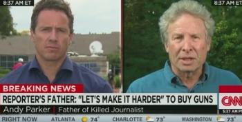 Father Of Reporter Shot On Air Challenges Media