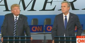 Jeb Bush: My Brother 'Kept Us Safe'