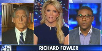 Fox Brings On  Resident Racist Mark Fuhrman To Justify Arrest Of Muslim Teenager