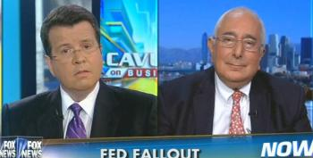 Cavuto And Company Predict Doom And Gloom For Dems Over Fed Keeping Interest Rates Down