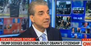 CNN Brings On Newsmax TV's Malzberg To Defend Birther Trump