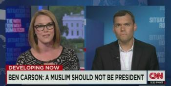 S.E. Cupp: 'It's Not Bigoted To Say You Wouldn't Vote For A Muslim President'