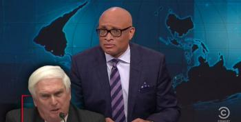 Larry Wilmore: GOP Grandstanding Isn't About Getting Rid Of Planned Parenthood