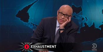 Larry Wilmore Takes On America's Conversation About Not Talking About Guns