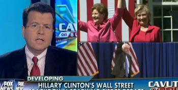 Neil Cavuto Smears Hillary Clinton's Wall Street Plan As 'Karl Marx Territory'