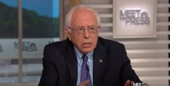 Bernie Sanders On The Use Of The Bully Pulpit