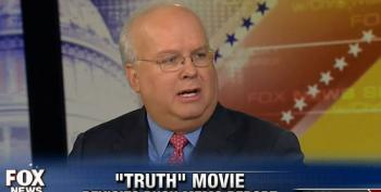 Fox's Rove And Wallace Attack New Movie About 60 Minutes And Bush's Guard Duty