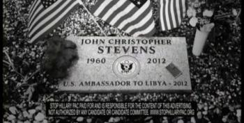 New Ad Aims To Jumpstart The Benghazi Outrage Machine, Raise $$$