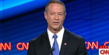 O'Malley's Closing Lays Out The Differences Between His Colleagues And Republicans