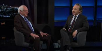 Bill Maher And Bernie Sanders On Socialism And Red State Voters