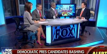 Fox Yakkers Accuse Democrats Of Fomenting Class Envy During Debates