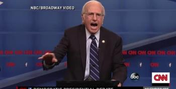 Bernie Sanders Reacts To Larry David's Bernie Sanders