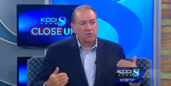 Mike Huckabee Finds A Way To Conflate School Shootings With Abortion