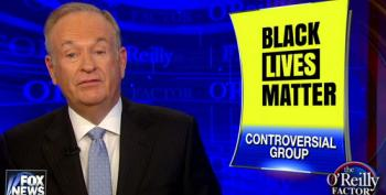 Bill O'Reilly Compares Black Lives Matter Movement To The KKK