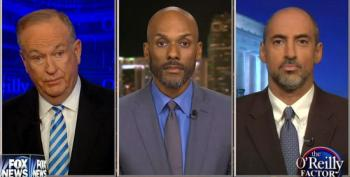 Fox Guest Calls Out Bill O'Reilly For Equating Black Lives Matter Supporters To Nazis