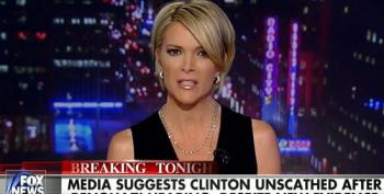 Megyn Kelly: Media Ignored 'Bombshell' Email At Clinton Benghazi Hearing