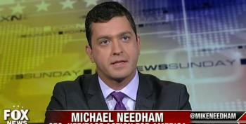 Heritage's Michael Needham: 'Grass Roots Conservatives' Are 'Taking Over Their Party'
