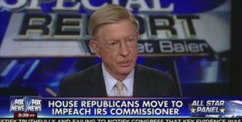 George Will: The Masses Are Thirsty For IRS Blood