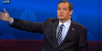 Ted Cruz Attacks The Moderators At CNBC Debate, Then Whines When His Time Is Up