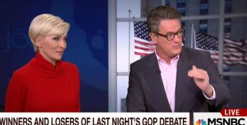Scarborough: Marco Rubio 'Flat Out Lied' To The American People
