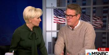 Joe Scarborough Rants That There Aren't Enough Republicans Working In Broadcast Media